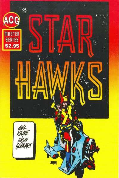 Star Hawks Comic Books. Star Hawks Comics.