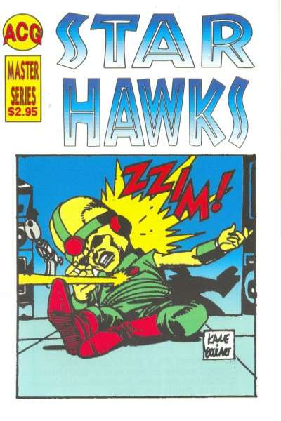 Star Hawks #6 comic books for sale