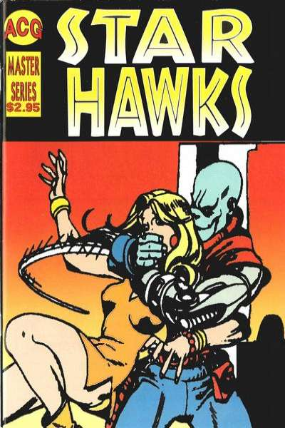 Star Hawks #7 comic books for sale
