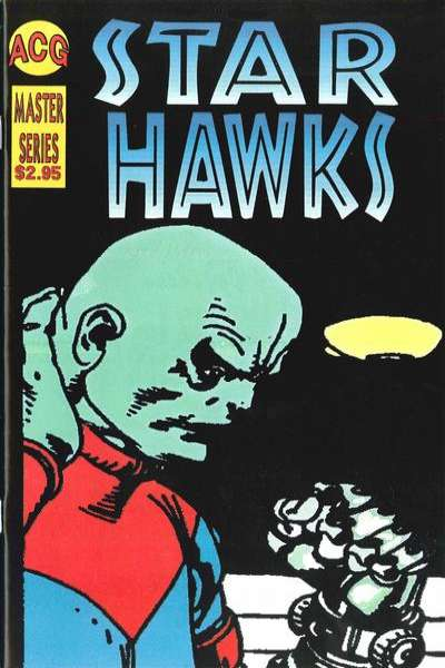 Star Hawks #8 comic books for sale