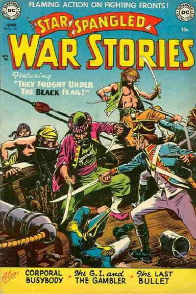 Star Spangled War Stories #10 Comic Books - Covers, Scans, Photos  in Star Spangled War Stories Comic Books - Covers, Scans, Gallery
