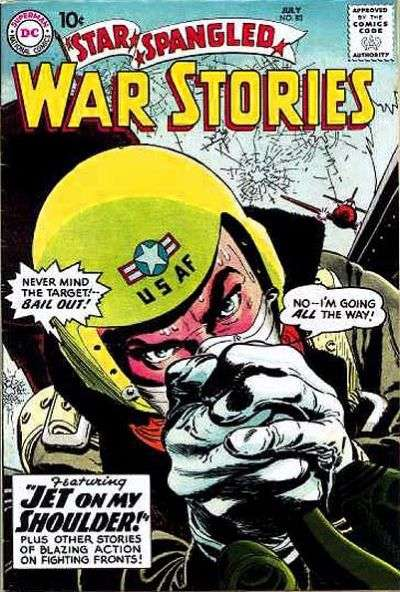 Star Spangled War Stories #83 comic books for sale