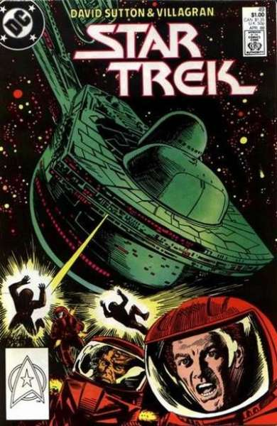 Star Trek #49 comic books - cover scans photos Star Trek #49 comic books - covers, picture gallery