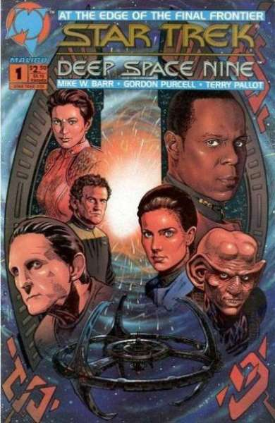Star Trek: Deep Space Nine comic books