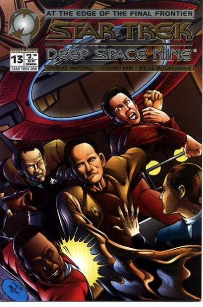 Star Trek: Deep Space Nine #13 comic books for sale