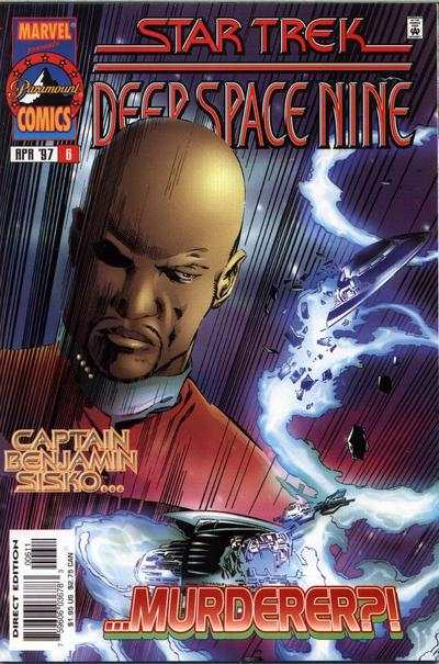 Star Trek: Deep Space Nine #6 Comic Books - Covers, Scans, Photos  in Star Trek: Deep Space Nine Comic Books - Covers, Scans, Gallery
