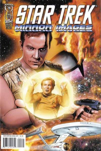 Star Trek: Mirror Images #2 Comic Books - Covers, Scans, Photos  in Star Trek: Mirror Images Comic Books - Covers, Scans, Gallery