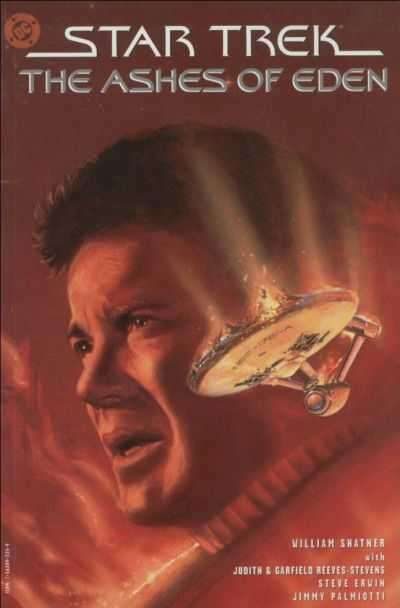 Star Trek: The Ashes of Eden Comic Books. Star Trek: The Ashes of Eden Comics.