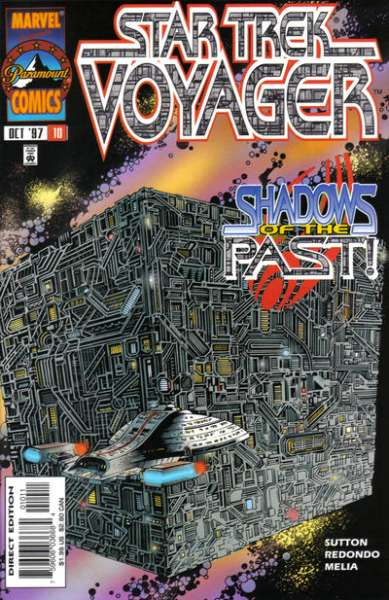 Star Trek: Voyager #10 comic books for sale