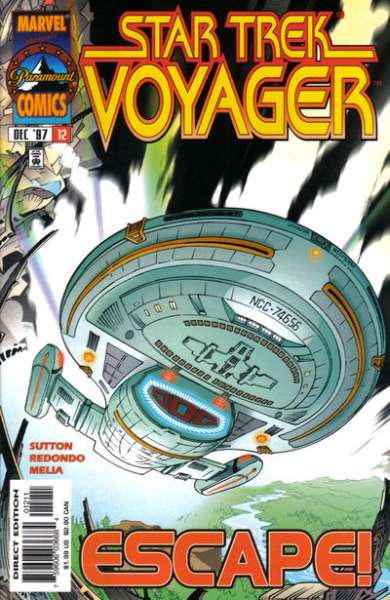 Star Trek: Voyager #12 comic books for sale