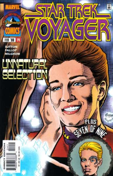 Star Trek: Voyager #14 comic books for sale