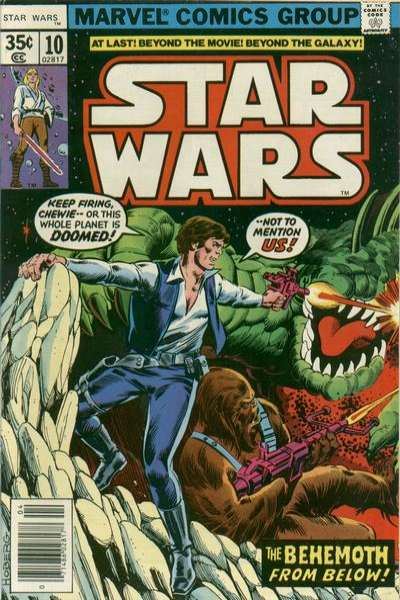 Star Wars #10 comic books for sale