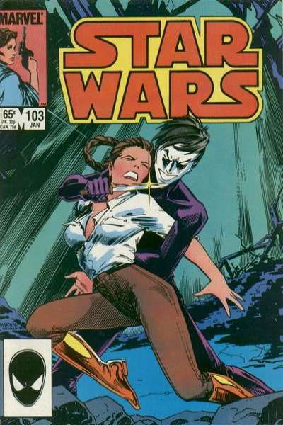 Star Wars #103 comic books - cover scans photos Star Wars #103 comic books - covers, picture gallery
