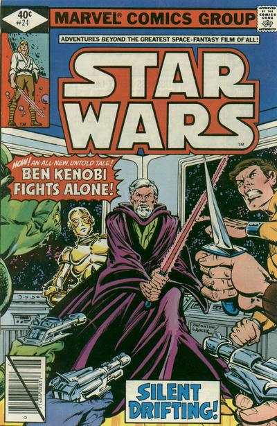 Star Wars #24 comic books for sale