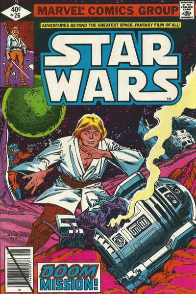Star Wars #26 Comic Books - Covers, Scans, Photos  in Star Wars Comic Books - Covers, Scans, Gallery