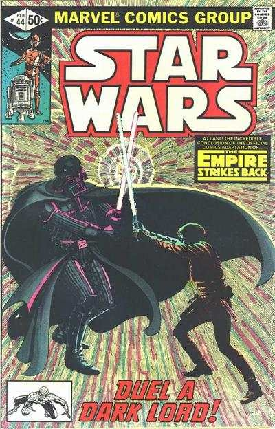 Star Wars #44 Comic Books - Covers, Scans, Photos  in Star Wars Comic Books - Covers, Scans, Gallery