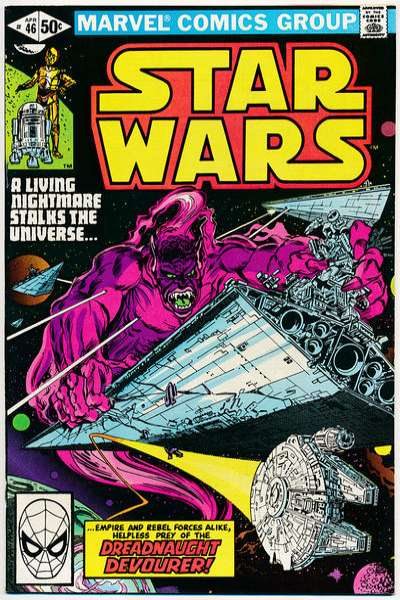 Star Wars #46 Comic Books - Covers, Scans, Photos  in Star Wars Comic Books - Covers, Scans, Gallery