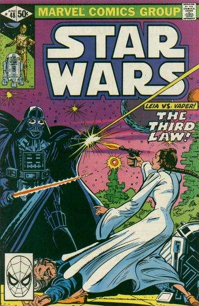 Star Wars #48 Comic Books - Covers, Scans, Photos  in Star Wars Comic Books - Covers, Scans, Gallery