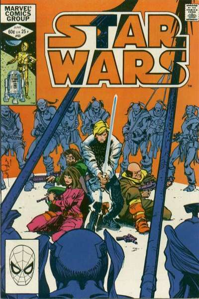 Star Wars #60 Comic Books - Covers, Scans, Photos  in Star Wars Comic Books - Covers, Scans, Gallery