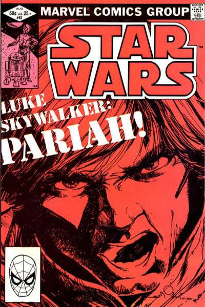 Star Wars #62 comic books - cover scans photos Star Wars #62 comic books - covers, picture gallery
