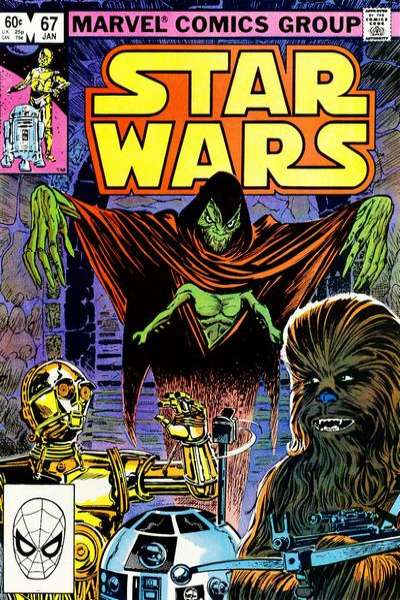Star Wars #67 comic books - cover scans photos Star Wars #67 comic books - covers, picture gallery