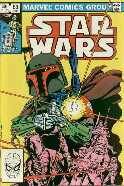 Star Wars #68 comic books for sale