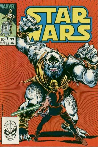 Star Wars #77 comic books for sale