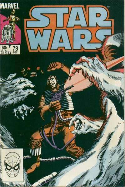 Star Wars #78 cheap bargain discounted comic books Star Wars #78 comic books