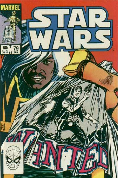 Star Wars #79 comic books - cover scans photos Star Wars #79 comic books - covers, picture gallery