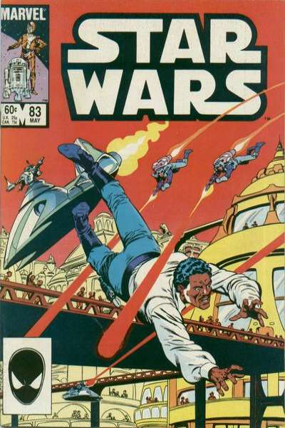 Star Wars #83 cheap bargain discounted comic books Star Wars #83 comic books