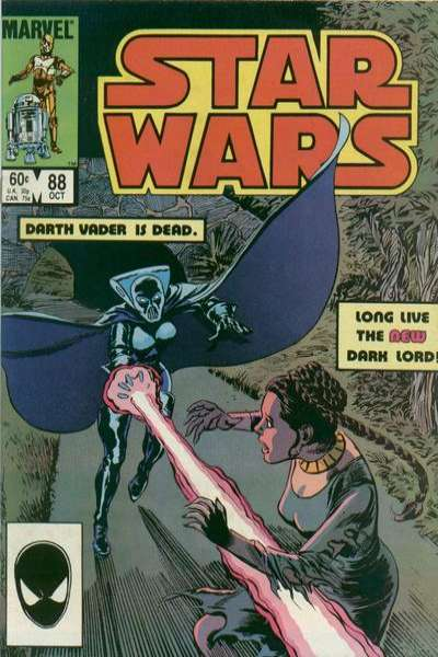 Star Wars #88 Comic Books - Covers, Scans, Photos  in Star Wars Comic Books - Covers, Scans, Gallery