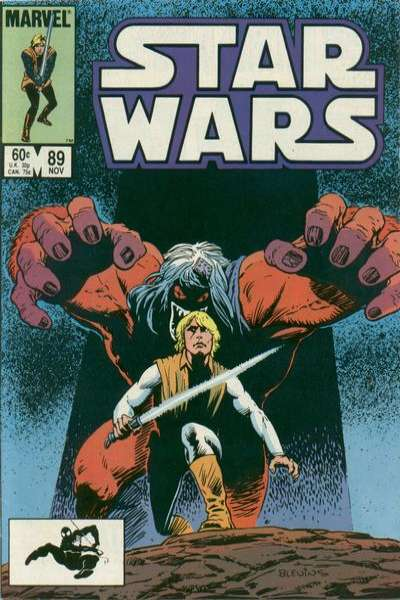 Star Wars #89 comic books for sale