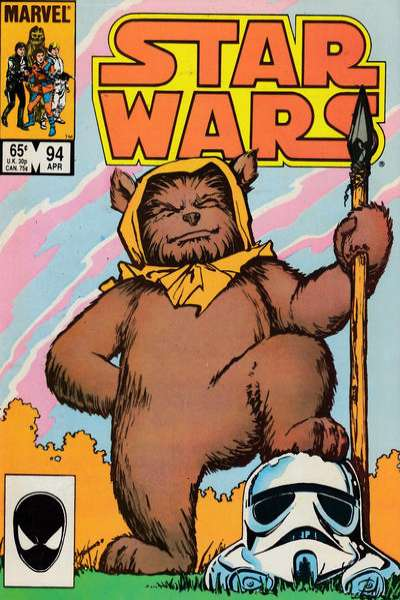 Star Wars #94 comic books for sale