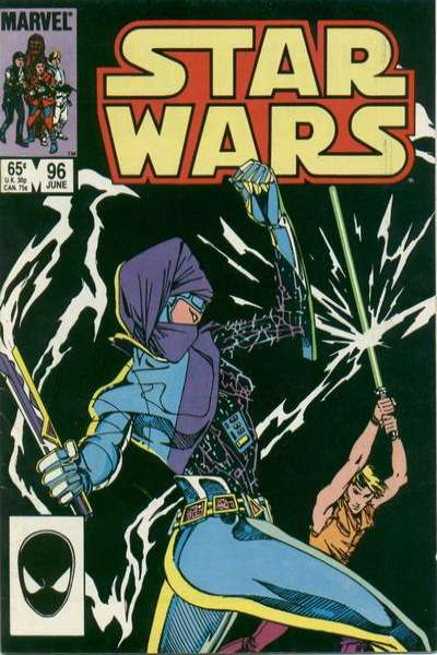 Star Wars #96 comic books - cover scans photos Star Wars #96 comic books - covers, picture gallery