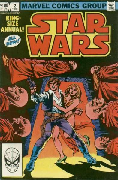 Star Wars #2 cheap bargain discounted comic books Star Wars #2 comic books