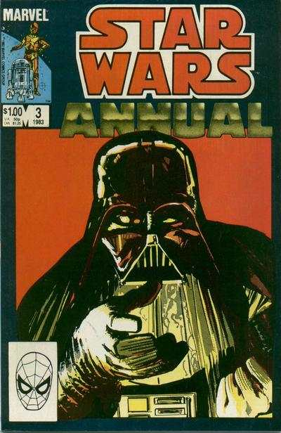 Star Wars #3 comic books - cover scans photos Star Wars #3 comic books - covers, picture gallery