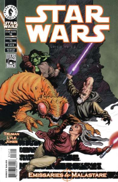 Star Wars #16 comic books - cover scans photos Star Wars #16 comic books - covers, picture gallery