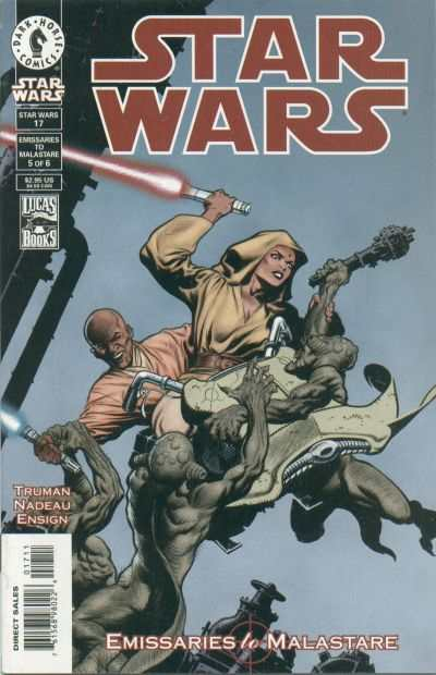 Star Wars #17 comic books - cover scans photos Star Wars #17 comic books - covers, picture gallery