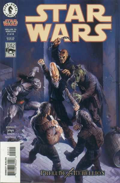 Star Wars #2 comic books for sale