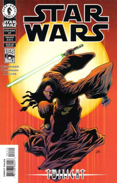 Star Wars #21 comic books - cover scans photos Star Wars #21 comic books - covers, picture gallery