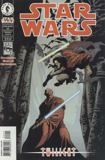 Star Wars #22 comic books - cover scans photos Star Wars #22 comic books - covers, picture gallery