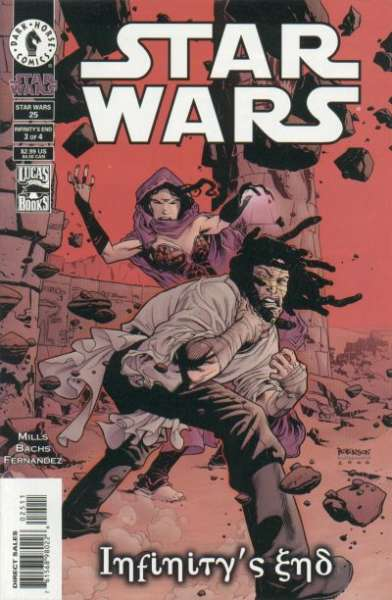 Star Wars #25 comic books - cover scans photos Star Wars #25 comic books - covers, picture gallery
