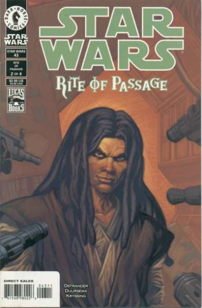Star Wars #43 comic books - cover scans photos Star Wars #43 comic books - covers, picture gallery