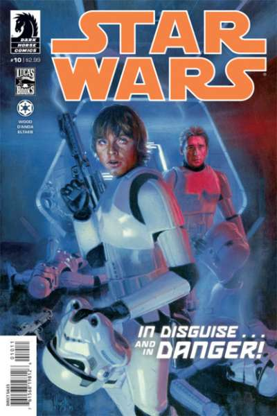 Star Wars #10 comic books - cover scans photos Star Wars #10 comic books - covers, picture gallery