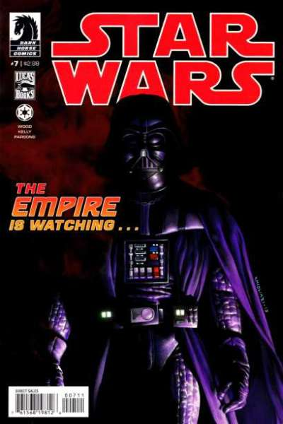 Star Wars #7 comic books - cover scans photos Star Wars #7 comic books - covers, picture gallery
