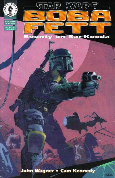 Star Wars: Boba Fett: Bounty on Bar-Kooda Comic Books. Star Wars: Boba Fett: Bounty on Bar-Kooda Comics.