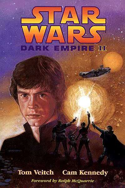 Star Wars: Dark Empire II #1 comic books - cover scans photos Star Wars: Dark Empire II #1 comic books - covers, picture gallery