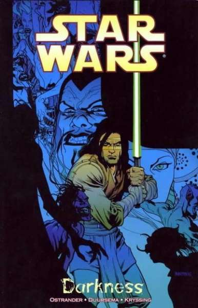 Star Wars: Darkness comic books
