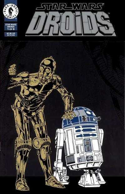 Star Wars: Droids comic books