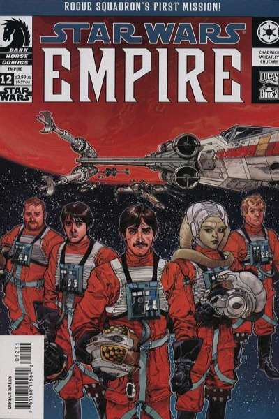 Star Wars: Empire #12 comic books for sale